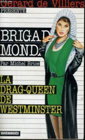 La Drag-Queen De Westminster - Couverture - Format classique