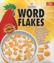 Word flakes ; 365 pensées positives pour bien commencer la journée en faisant le plein d'énergie - Couverture - Format classique