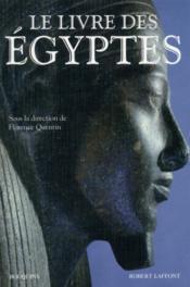 Le livre des Egyptes - Couverture - Format classique