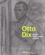 Otto dix. dessins d'une guerre a l'autre - Intérieur - Format classique