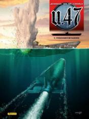 U.47 T.11 ; prisonnier de guerre - Couverture - Format classique