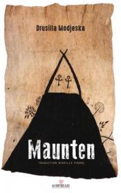 Maunten - Couverture - Format classique
