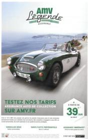 La cote de l'automobile de collection (édition 2019) - 4ème de couverture - Format classique