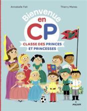 Classe des princes et princesses - Couverture - Format classique