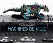 Machines de ville - Couverture - Format classique