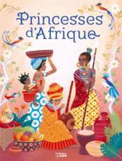 Princesse d'Afrique contes - Couverture - Format classique