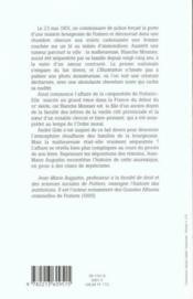 L'histoire veridique de la sequestree de poitiers - Couverture - Format classique