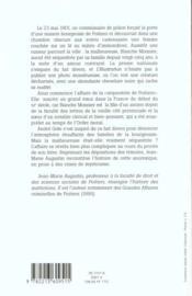 L'histoire veridique de la sequestree de poitiers - 4ème de couverture - Format classique