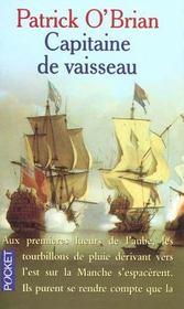 Capitaine De Vaisseau - Intérieur - Format classique
