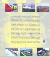 Trains Ultrarapides A Travers Le Monde - 4ème de couverture - Format classique
