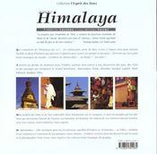 Au Coeur De L'Himilaya - 4ème de couverture - Format classique