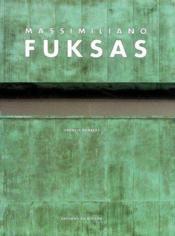 Massimiliano Fuksas - Couverture - Format classique