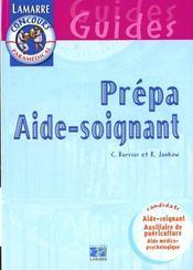 Prepa Aide Soignant 3eme Edition - Intérieur - Format classique
