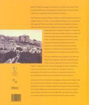 Sous le soleil, exactement ; le paysage en provence - 4ème de couverture - Format classique
