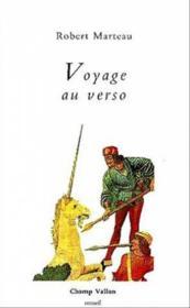 Voyage Au Verso - Couverture - Format classique