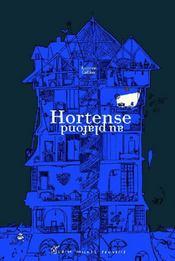Hortense au plafond - Couverture - Format classique