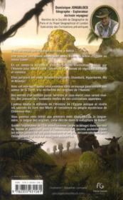 Civilisations antédiluviennes - 4ème de couverture - Format classique