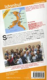 Guide Du Routard ; Istanbul (Edition 2012/2013) - 4ème de couverture - Format classique
