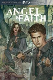 Angel & Faith t.1 ; l'épreuve - Couverture - Format classique