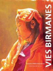 Vies birmanes - Couverture - Format classique