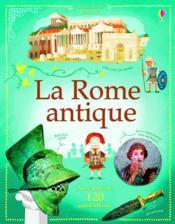 La Rome antique - Couverture - Format classique
