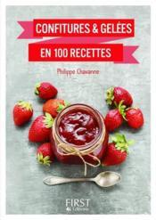 Confitures & gelées en 100 recettes - Couverture - Format classique