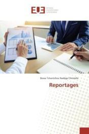 Reportages - Couverture - Format classique
