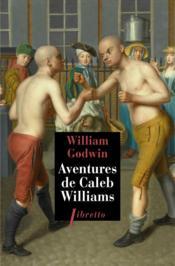 Aventures de Caleb Williams - Couverture - Format classique