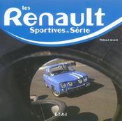 Les Renault Sportives De Serie - Intérieur - Format classique