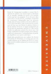 Traite General De Chimie Chimie Des Solutions Aqueuses Electrochimie - 4ème de couverture - Format classique
