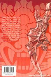 Zero Taker T.1 - 4ème de couverture - Format classique