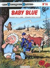Les tuniques bleues t.24 ; baby blue - Intérieur - Format classique