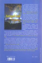 Autoguerison methodes - 4ème de couverture - Format classique