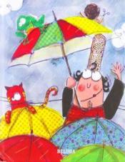 Chouette, il pleut! - Couverture - Format classique
