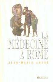 Medecine A Rome (La) - Intérieur - Format classique