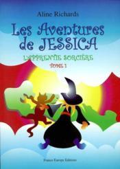 Les aventures de jessica t.1 - Couverture - Format classique