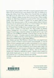Le cristal de lithium ; et trois autres poèmes - 4ème de couverture - Format classique