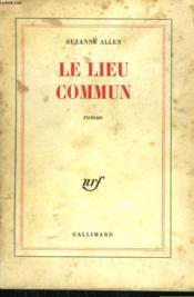 Le Lieu Commun. - Couverture - Format classique