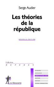 Les théories de la république - Couverture - Format classique