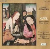 Disque Vinyle 33t Noel. Messe De Minuit, Messe Du Jour. - Couverture - Format classique