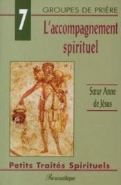 L'Accompagnement Spirituel - Couverture - Format classique
