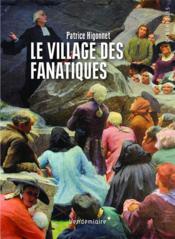 Le village des fanatiques - Couverture - Format classique
