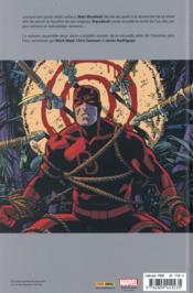 Daredevil all-new T.2 - 4ème de couverture - Format classique