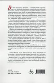 Napoléon, Hannibal... ce qu'ils auraient fait du digital ; les grands hommes face aux grands changements - 4ème de couverture - Format classique