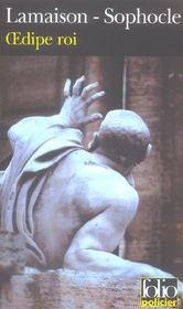 Oedipe roi - Intérieur - Format classique
