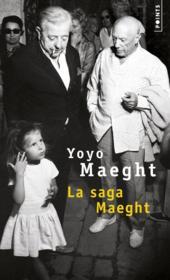 La saga Maeght - Couverture - Format classique
