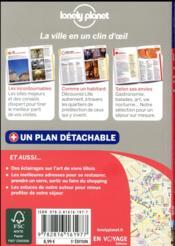 Lille en quelques jours (5e édition) - 4ème de couverture - Format classique