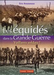 Les chevaux de la grande guerre - Couverture - Format classique