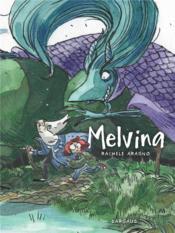 Melvina - Couverture - Format classique