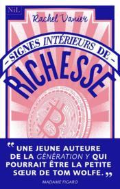 Signes intérieurs de richesse - Couverture - Format classique